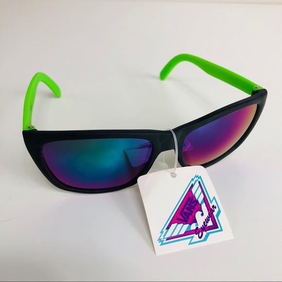 03befc4be4c60 NWT Vintage Vans Sunglasses